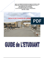 guide  université  SBA