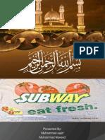 Subway Presentation[1]