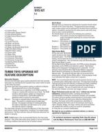 2003-2004 SRT-4 TurboToys I Sheet