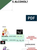 Alcohol Presentacion