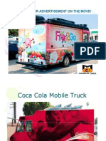 Mobile Lunch Truck Presentation Coca Cola Company
