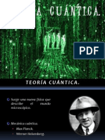 CLASE TEORIA CUANTICA