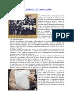 La Pagina 11 y El Complot Contra Belaunde