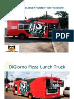 Mobile Lunch Truck Presentation-Pizza Food Trucks