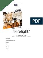 Firelight Unit