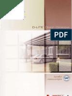 D Lite Brochure