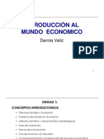 Introduccion al mundo Economia