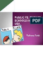 Public vs Private Prezent.