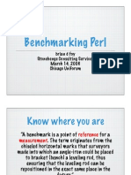 Bench Marking Perl