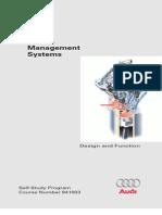 Audi Engine Management Systems