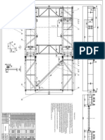 ZJ70D-18-00 Substructure Bottom Layer Assembly