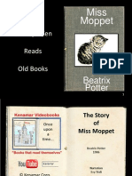 Miss Moppet, Beatrix Potter, AutoPlay