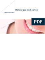 Dental Plaque and Its Role in Caries Formation