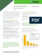 Putnam Business Succession Planning