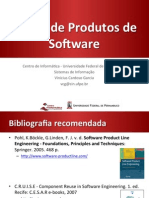 Linhas de Produtos de Software
