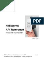 Hmiworks API Reference Ver1.9