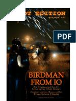 Birdman From Io > Pilot Edition