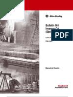 Manual Allen Bradley Inversor de Frequencia