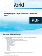 InfoWorld Navigating IT Research 2011