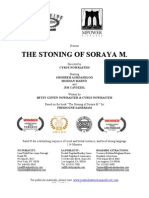 Soraya Production Notes