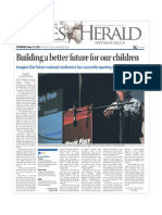 Building a better future for our children