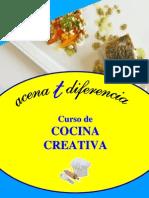 Info Cocina Creativa