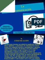 presentaciòn la Comunicaciòn