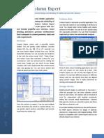 Column Expert Brochure