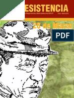 Revista Resistencia Marzo 2012
