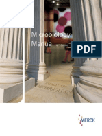 Merck Microbiology Manual 12th