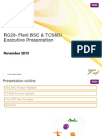 Executive Presentation-RG20 Flexi BSC and TCSM3i