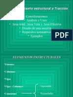 4.- Análisis y Diseño de miembros a Tensión