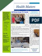 healthmattersmay 2012