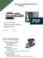 Evolução de motor