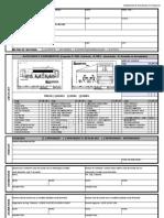 Model Check List Onibus