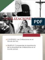 CIVILIZACIONES DE HOY