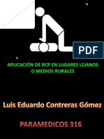 Aplicacion de RCP