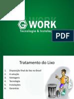 Apresentacao G WORK - Lixo e Energia - Site