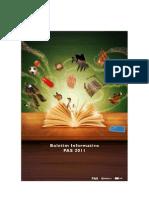 Boletim Informativo PAS 2011_2