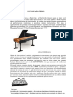 A Origem Do Piano