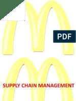 SCM McDonald's