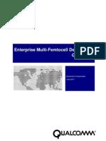 Enterprise Femtocells 2011