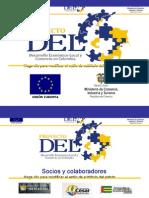 Foro Nacional - Proyecto de Desarrollo Económico Local de Comercio en Colombia