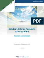 Estudo Setor Aéreo - BNDES