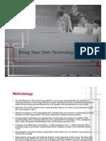 CIO BYOT 2011 Research Excerpt