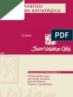 Caso Juan Valdez