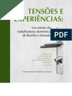 Tensoes Experiencias Um Retrato Das Trabalhadoras Domestic As Brasilia Salvador