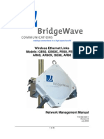 BWave-Netwk Mgmt Manual