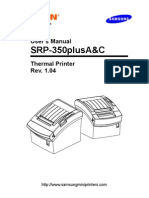 SRP-350plusAC User Manual English