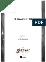 To Kill a Lie